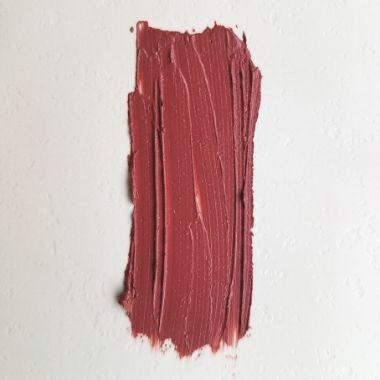 Rose Burgundy natural lipstick |  vegan + cruelty-free