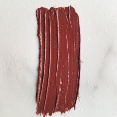 Maroon Natural Lipstick |  vegan, cruelty-free, natural