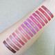 Aromi Natural Lipstick Swatches