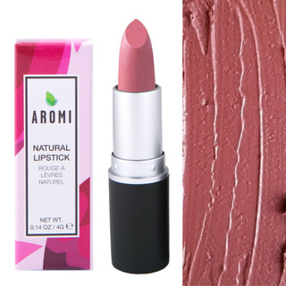 Berry Nice Natural Lipstick, chestnut rose shade
