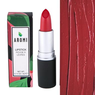 Flirty Lipstick | dark red