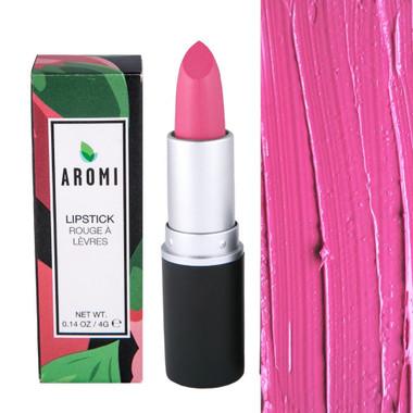 Aromi Bombshell Lipstick | pink shade