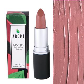 Aromi Sassy Lipstick | Beige Nude