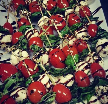 Appetizers Receptions