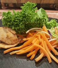 Thai Lettuce Wrap App