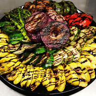 Grilled & Chilled Vegetable Tray