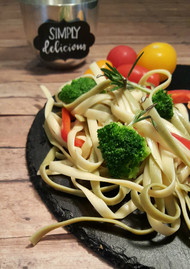 Vegetable Primavera Pasta