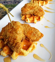 DIY Chicken and Waffles