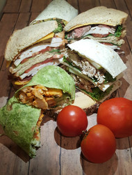 Fan Favorite Sandwiches