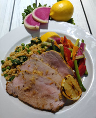 Citrus Rubbed Pork Loin