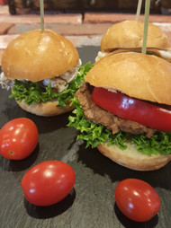 Artisan Mini Sandwich Platter