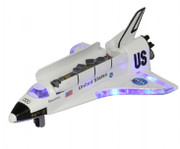 Keycraft DC173 Large Diecast Space Shuttle with Light & Sound 20cm