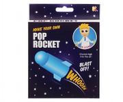 Make Your Own Pop Rocket