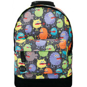 Mi-Pac - Monsters Black Mini Backpack