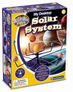 Brainstorm - My Desktop Solar System