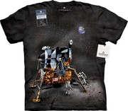 The Mountain - Apollo Lunar Module T-Shirt