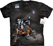 The Mountain - Apollo Lunar Module T-Shirt