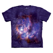 The Mountain - Star Forming Space T-Shirt