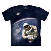 The Mountain - 1st USA Space Walk T-Shirt