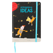 Space Adventure - Astronomical Ideas A5 Notebook