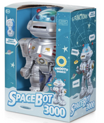 SpaceBot 3000 Interactive Robot