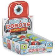 Schylling - Mini Tin Robots