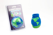 **CRAZY CLEAR-OUT PRICE** Adult - Planet Earth Ball Socks