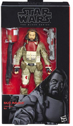 Star Wars - The Black Series Rogue One Baze Malbus Figure