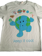Celestial Buddies - Little Earth T-shirt