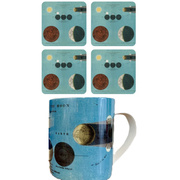 Eclipse of the Moon Gift Pack - Mug and Coaster Set