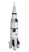 Saturn Rocket Plush Toy