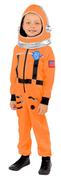 Astronaut Space Suit Orange Costume