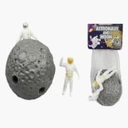 Stretchy Astronaut & Moon