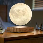 Gingko Smart Moon Lamp  - American Walnut