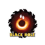 Black Hole Sticker