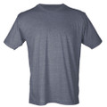T-SHIRT - 65% POLYESTER & 35% RING-SPUN COTTON