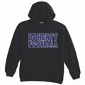 Hoodie - 10 oz Sweatshirt - BLACK