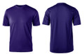 DRI-FIT - TEE - PURPLE