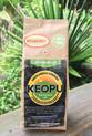 1/2 lb (8oz/227g) organic 100% Kona Peaberry, whole bean, medium roast