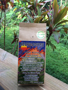 12 x 1/4lb (4oz) ORGANIC 100% Kona Coffee- ($1.00 off each bag)