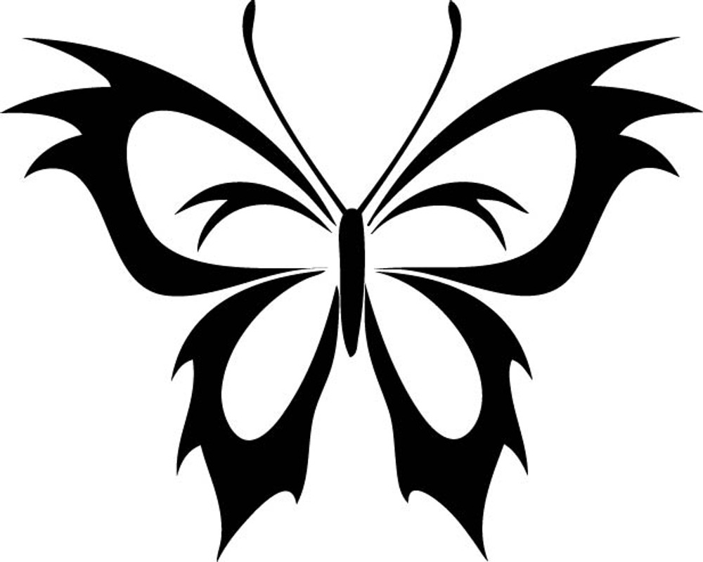 Car Decals Car Stickers Butterfly Car Decals AnyDecalscom - Decals for cars