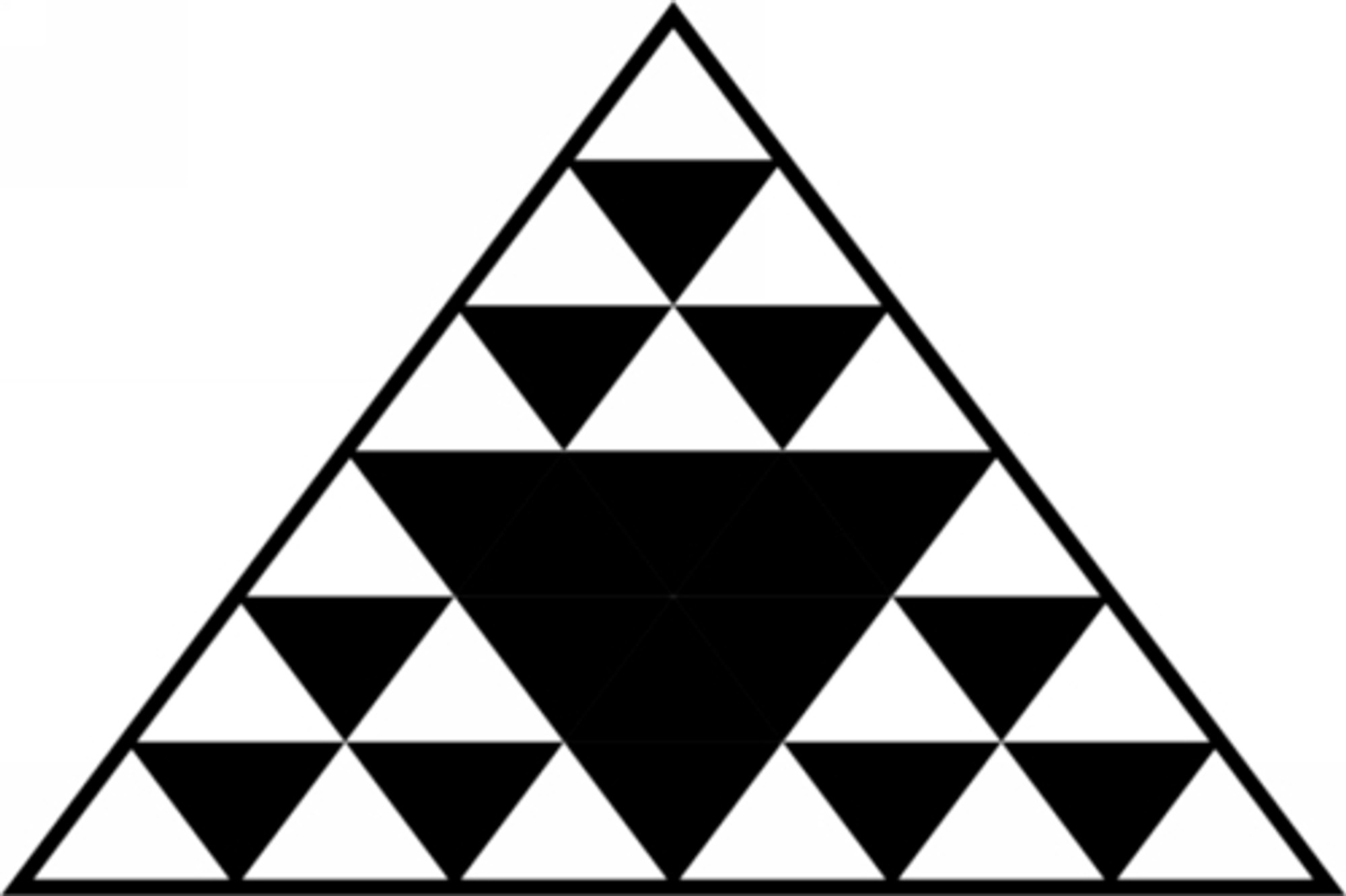 Anydecals Com Hawaiian Tattoo Triangle Car Decal 2