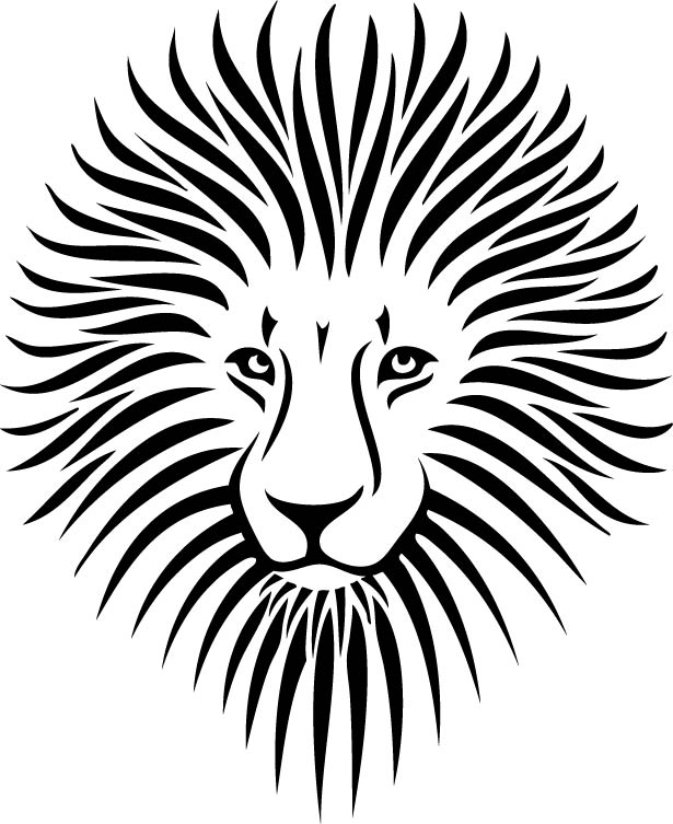 Animal Car Decals Car Stickers Lion Car Decal  AnyDecalscom - Decals for cars