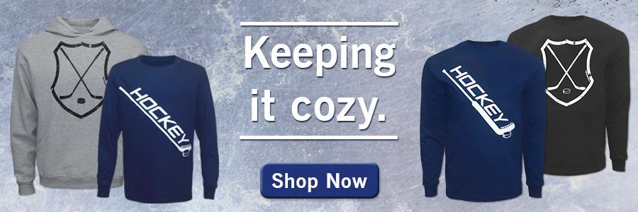 Shop Ice Hockey Clothing