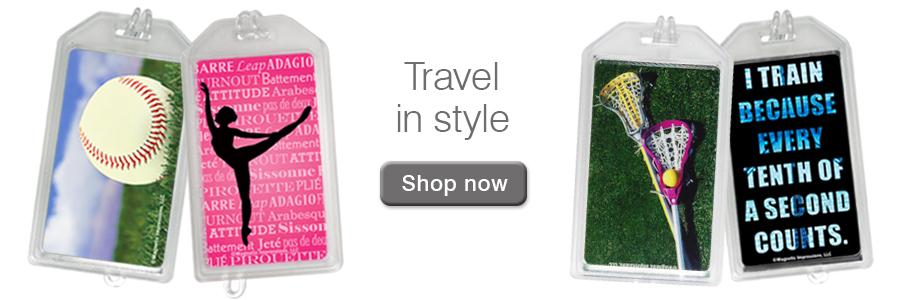 Shop Luggage Tags