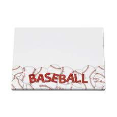 Baseball Sticky Notes