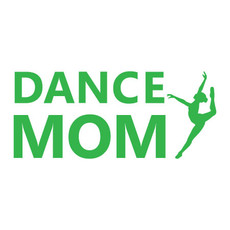 Dance Mom Jazz Window Decal