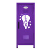 Lacrosse Mini Locker Purple