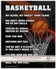Basketball Player 8x10 Sport Poster Print