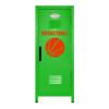 Basketball Mini Locker Lime